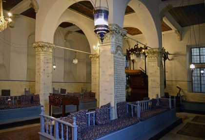 Izmir Jewish Heritage History Synagogues Museums Areas And Sites To Visit