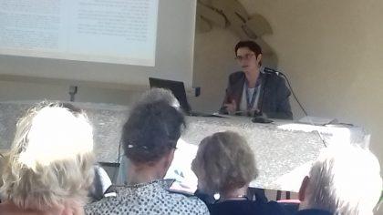 Géraldine Roux, directrice de l'Institut Rachi