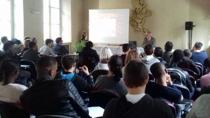 Conférences à l'Institut Rachi