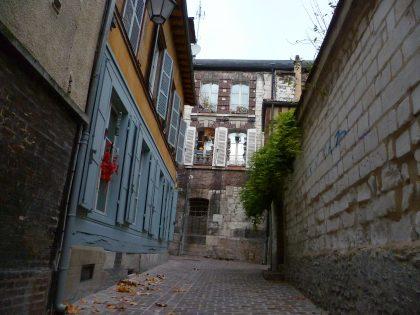 Ancien quartier juif de Troyes